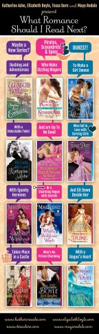 What Romance Should I Read Next?