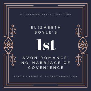#20thAvonRomance Countdown