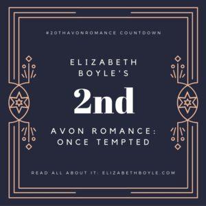 #20thAvonRomance Countdown(1)