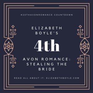#20thAvonRomance Countdown(3)