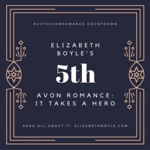 #20thAvonRomance Countdown(4)