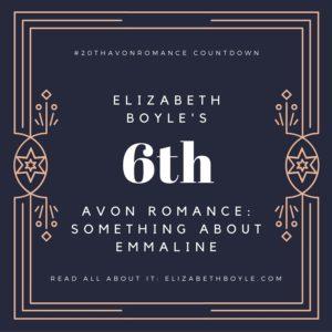 #20thAvonRomance Countdown(5)