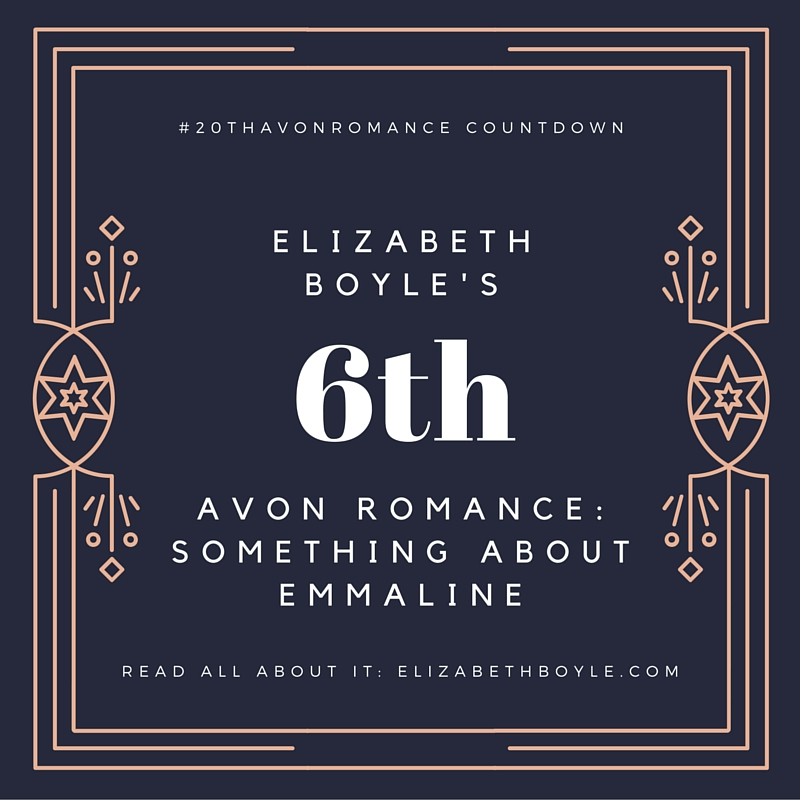 Something about emmaline elizabeth boyle countdown to 20 fandeluxe Epub